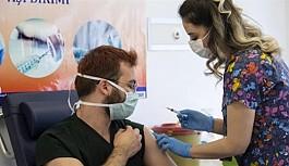 İsrail'de Kovid-19 aşısının ikinci...
