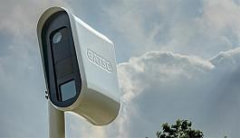 Kaplıca köyünde kurulan hız tespit kamerası devre giriyor