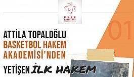 Attila Topaloğlu Basketbol Hakem Akademisi kuruldu