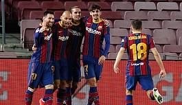 İspanya Kral Kupası'nda ilk finalist...
