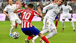 La Liga'da Madrid derbisi zamanı