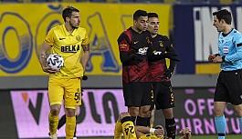 Mustafa Muhammed'e 1 maç ceza