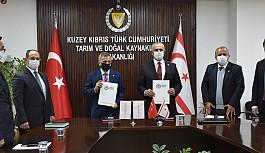 Türk Bankası adına Kalkanlı bölgesine...