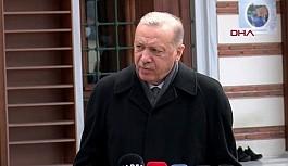 Erdoğan'dan Anayasa Mahkemesi kararına tepki