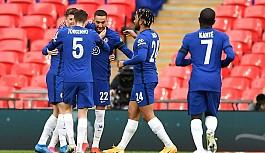 FA Cup'ta ilk finalist Chelsea