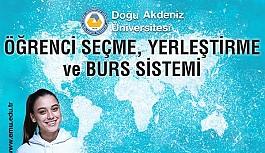 DAÜ online öğrenci başvuru kabulüne devam ediyor