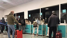 Kapalı turizme bir haftada 399 turist