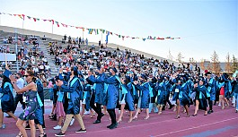 DAÜ'den 1400 mezun daha