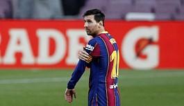 Messi ve Barça'nın yolları ayrılıyor