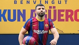Sergio Agüero'dan kötü haber