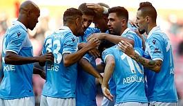 Bakasetas attı, Trabzonspor kazandı