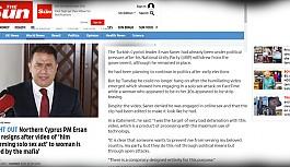 Video skandalı İngiliz basınında