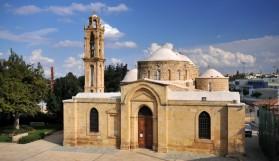 Peristerona Camii'nin restorasyonu için 500 bin Euro