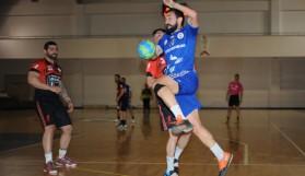 Hentbol KTSYD Kupası başladı