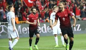 Türkiye 13 dakikada Finlandiya'yı yıktı