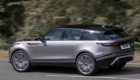 Range Rover ailesinin yeni üyesi: Velar