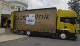 Cumhurbaşkanlığı'ndan Türkiye'deki mültecilere yardım eli