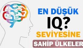 Dünyanın En Düşük IQ Seviyesine Sahip 20 Ülkesi