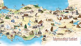 Türkiye'nin en etkileyici 10 antik kenti