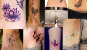 Popüler dövmeler ve anlamları