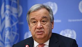 Kıbrıs Konferansı'na Guterres de katılacak