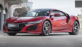 Honda'nın yeni NSX motoruna ödül