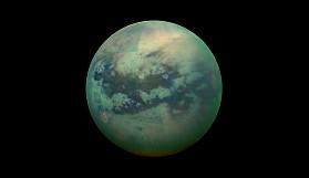 Titan'da molekül keşfedildi