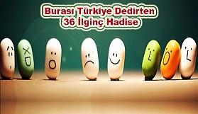 Burası Türkiye Dedirten 36 İlginç Hadise