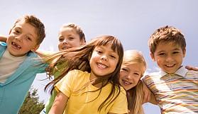 dünyanın en mutlu çocukları