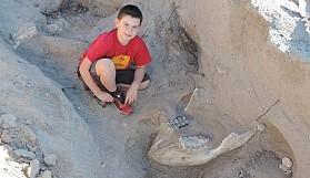 9 yaşındaki çocuktan büyük keşif