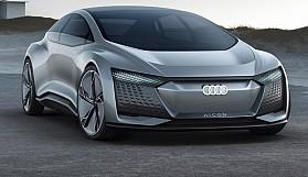 Geleceğin Audi'si: Aicon