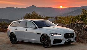 Jaguar'ın station wagon modeli: XF sportbrake