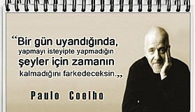 Hazinesi yüreğinde saklı adam; Paulo Coelho