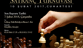 LTB'den anlamlı satranç turnuvası