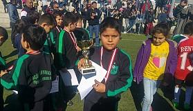 Yusuf Kaptan'da futbol şöleni yaşandı