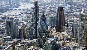 Londra dünyanın en büyük finans merkezi