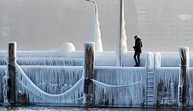 Sibirya soğuğu can aldı