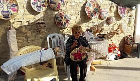 Kalavaç'ta buram buram Kıbrıs kokan gün