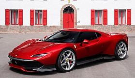 Ferrari SP38 için geri sayım başladı