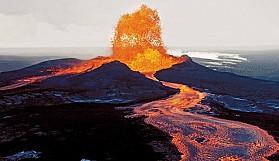 Dünyanın en en tehlikeli yanardağları