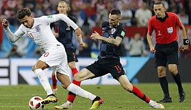 Finalin adı:  Hırvatistan - Fransa