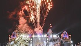 Girne'de tarihi gece