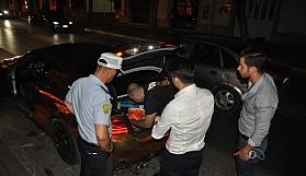 Girne ve Gazimağusa'da polis göz açtırmadı