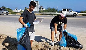 Ülke genelinde temizlik seferberliği yapıldı