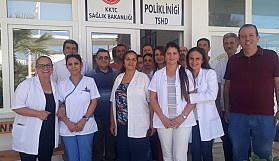 Trenyolu'nda bir ayda 4 bin 556 hastaya hizmet