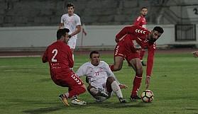 KTFF U21 Karması'na tek gol yetti