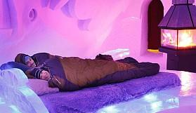 Dünyanın en etkileyici buz otelleri