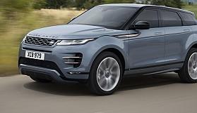 Yeni Range Rover Evoque'da 48V teknolojisi