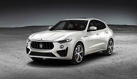 Maserati Levante'ye GTS seçeneği