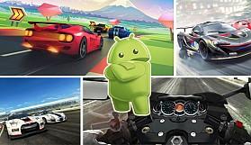 Android Oyun Tutkunları İçin 10 Harika Yarış Oyunu